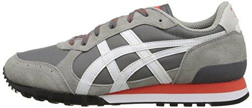 Onitsuka Tiger Colorado Eighty-Five Classic Running Shoe, Grey/White, 8.5 M US