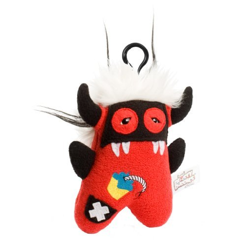 Beasty Buddies Bombix 6-inch Plush Monster