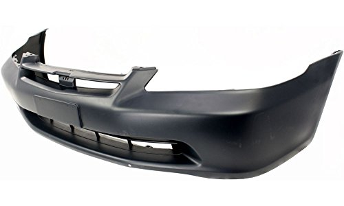 New Evan-Fischer EVA17872012358 Front BUMPER COVER Primed Direct Fit OE REPLACEMENT for 1998-2000 Honda Accord *Replaces Partslink HO1000178 (Front Bumper Honda Accord 2000 compare prices)