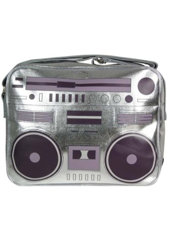 Ghettoblaster Bag. Retro 80s Sports