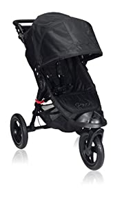 Baby Jogger City Elite Single Stroller, Black