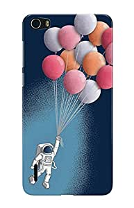 The Fappy Store fly high plastic Back Cover for Huawei Honor 6