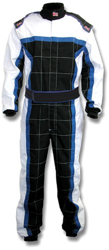 K1 Race Gear 10023218 Blue Medium Level 2 Karting Suit