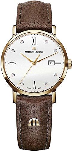 Maurice Lacroix Eliros EL1084-PVP01-150-2 Reloj de Pulsera para hombres Plano & ligero