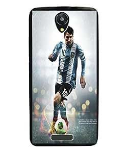 Techno Gadgets Back Cover for Panasonic Eluga I2