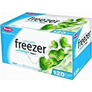 Presto ProductsGKL00507Presto Value Pak Freezer Bag-QT RECLOSE V120 FRZR BAG