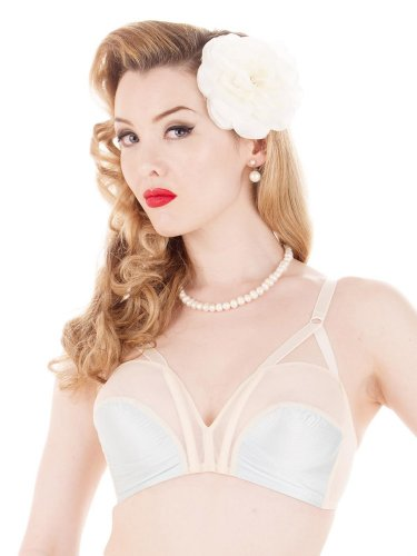 What Katie Did Claudette 1950s Cathedral Bra