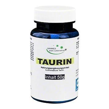 TAURIN pur Pulver 50 g