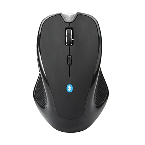 Pacoco Adjustable 800/1200/1600 DPI Wireless 3.0 Mini Bluetooth Optical Game Gaming Mouse Mice for PC/Laptop/Computer (Ice Be Gone Magic compare prices)