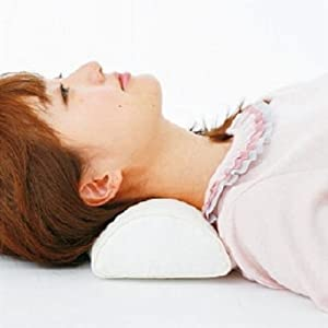 ストレートネック枕 肩楽ピロー 肩こり 解消グッズ ストレートネック 姿勢矯正 高反発ウレタン 首枕 肩こり改善 首ストレッチ