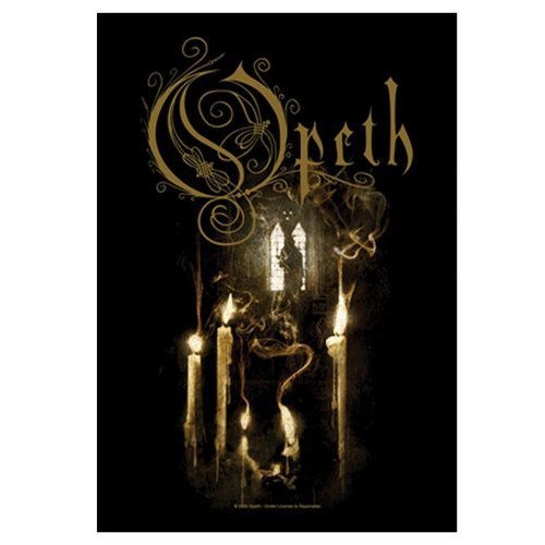 Opeth - Ghost Reveries Poster Bandiera