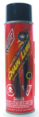 KLOTZ OIL AEROSOL CHAIN LUBE 15.5OZ KL-605