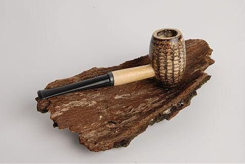 Country Gentleman Corn Cob Pipe – Missouri Meerschaum