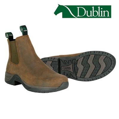Dublin Ladies Venturer Boots 10 Brown