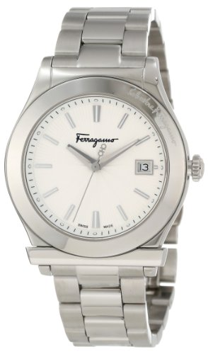 Ferragamo Men's F62LBQ9902 S099 Ferragamo 1898 Stainless Steel Date Watch