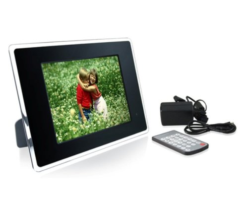 iMicro DPF-IM787 8-inch All-in-One Digital Photo Frame