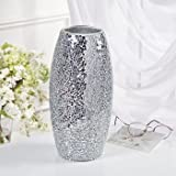 Mirrored Mosaic Vase - Everyday Decorative Accessories