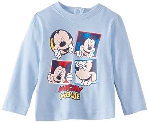 Disney - Camiseta de Mickey Mouse para bebé