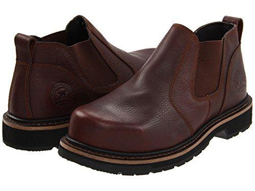 [アイリッシュ セッター] Irish Setter メンズ 83300 Steel Toe Romeo アンクルブーツ Brown US14(32cm) - EE - Wide [並行輸入品]