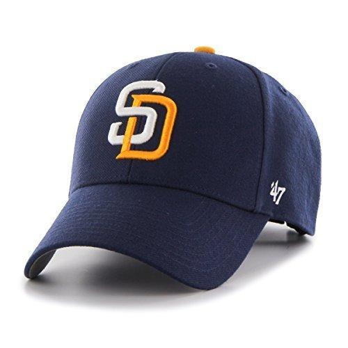 San Diego Padres MVP Adjustable Cap,Royal blue
