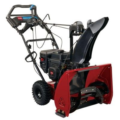 Toro SnowMaster 724 QXE 24 in. Gas Snow Blower (Snow Blower Chute Angle compare prices)