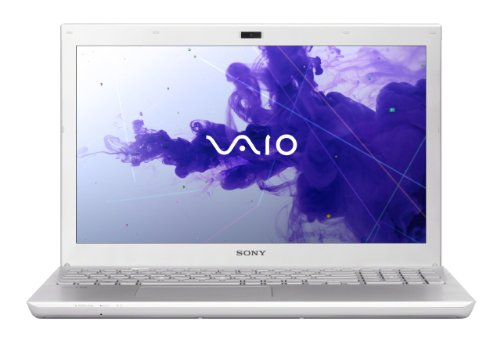 Sony VAIO S Series SVS15113FXS 15.5-Inch Laptop (Silver)