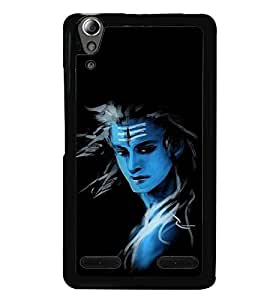 printtech Lord Shiva Back Case Cover for Huawei Honor 6x