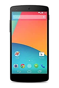 LG Google Nexus 5 D820 Black 32GB GSM Unlocked (Certified Refurbished)