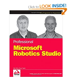 Professional Microsoft Robotics Developer Studio Kyle Johns and Trevor Taylor