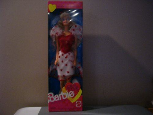 1991 Pretty Hearts Barbie - 1