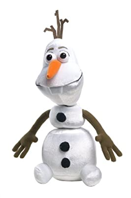 Disney Frozen Pull a Part Olaf Talking Plush