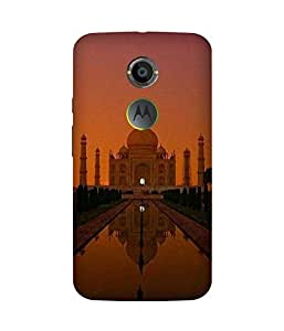 Taj Mahal Motorola Moto X2 Case