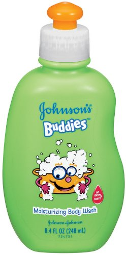 Johnson'S Buddies Clean-You-Can-See Body Wash, 8.4-Ounce (Pack Of 6) front-1040095