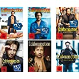 Californication Season/Staffel 1-6 im Set - Deutsche Originalware [14 DVDs]