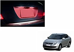 Speedwav Car LED Number/Licence Plate Red Lights Set Of 2-Maruti Swift Dzire Old