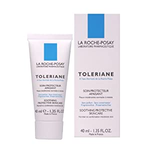 La Roche-Posay Toleriane Soothing Protective Skincare Lotion (40ml) 1.35 Fluid Ounces