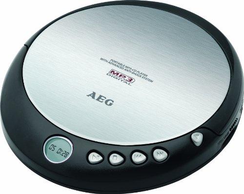 AEG CDP 4226 Lecteur CD Portable