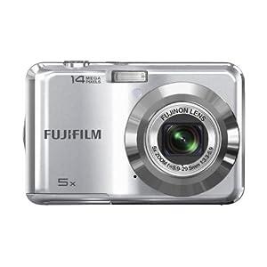 FUJIFILM デジタルカメラ FinePix AX300 シルバー F FX-AX300S