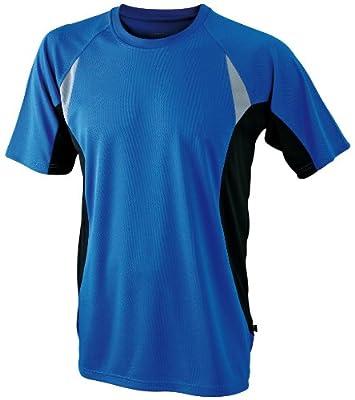 James & Nicholson Herren T-Shirt Running T