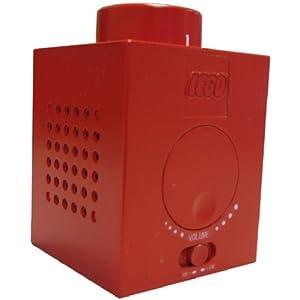 LEGO AM/FM Red (1X1)