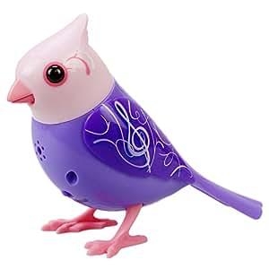 Silverlit Digi Birds with Whistle Ring, Purple