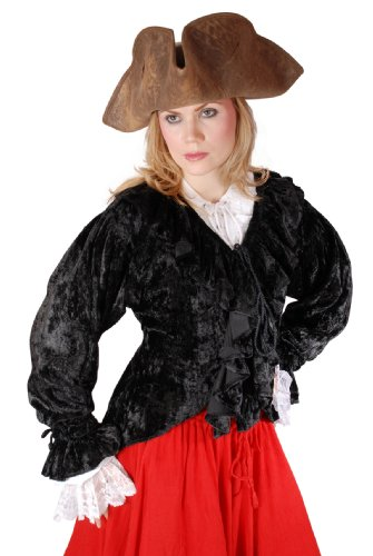 Armor Venue Women's Mary Read Blouse - Pirate Costume