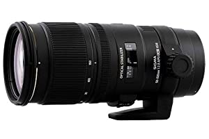 Sigma 50-150mm f/2.8 APO EX DC OS HSM Lens for Nikon DSLR Cameras - USA Warranty
