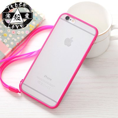 dkang Ultra Sottile Trasparente Acrilico Crusted con custodia Frosting, 006, iPhone 5/5S