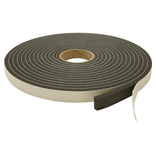 jvcc-scf-02-single-coated-pvc-foam-tape-3-16-in-thick-x-1-in-x-50-ft-black