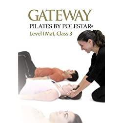GATEWAY Pilates Level I Mat, Class 3