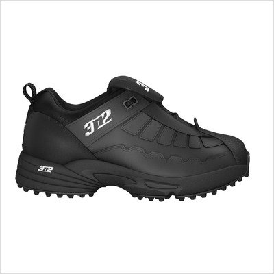 3N2 Youth Pro Turf Trainer Lo Cleat, Black