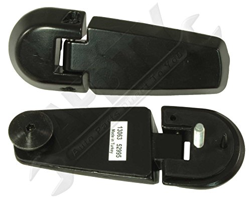 Apdty 035271 exterior rear window glass hatch hinge set for 2002 ford escape rear window hinge