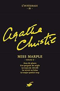 Miss Marple - Intégrale, tome 2 par Agatha Christie