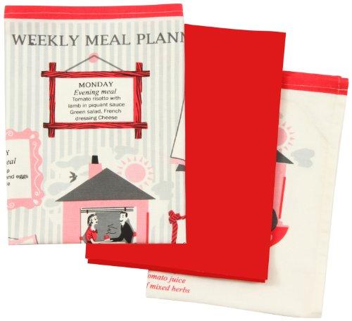 good-housekeeping-institute-set-di-3-tovagliette-da-te-motivo-meal-planner-colore-rosso-lingua-ingle